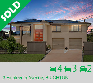 3 Eighteenth Avenue, BRIGHTON