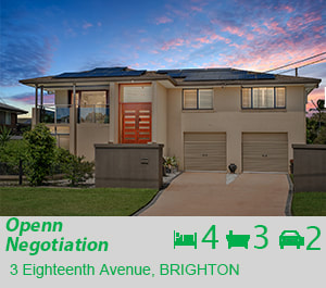 3 Eighteenth Avenue BRIGHTON